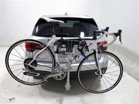 acura mdx thule helium aero 2 bike rack 1 1 4 quot and 2