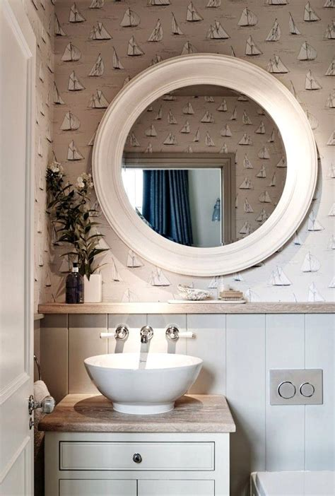 splendid wallpaper bathroom mad downstairs bathroom small