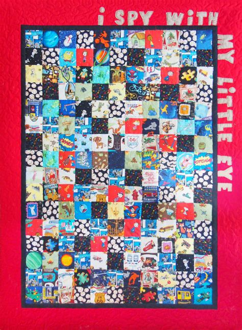 quilt pattern i spy parties and patterns kid s quilt pattern quot i spy with my
