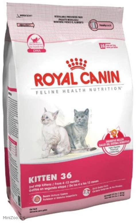 Royal Canin 10 Kg Kitten 36 royal canin kitten 36 10 kg 1 p 229 lager k 248 b nu kun 598 00 dkk minizoo dk