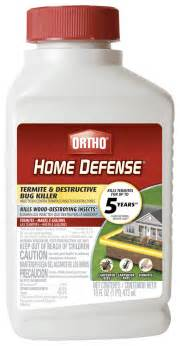 home defense products termite and carpenter ant ortho