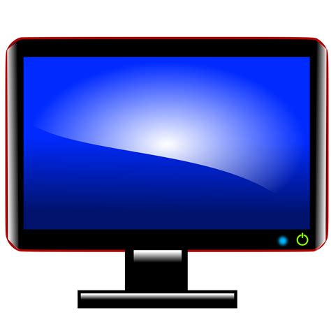 Monitor Notebook clipart computer monitor