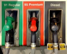 diesel fuel color handle broken secrets