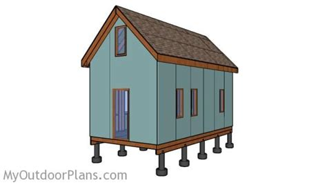 12x24 tiny house plans tiny house wall frames plans myoutdoorplans free
