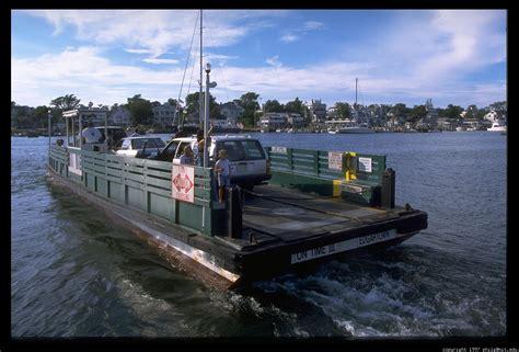 Chappaquiddick Ferry Chappaquiddick Ferry 11
