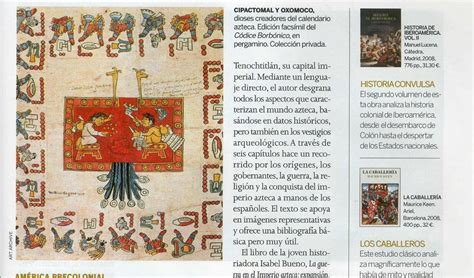 libro breve historia de los arqueolog 205 a militar rese 241 a del libro breve historia de los aztecas en la revista historia ng