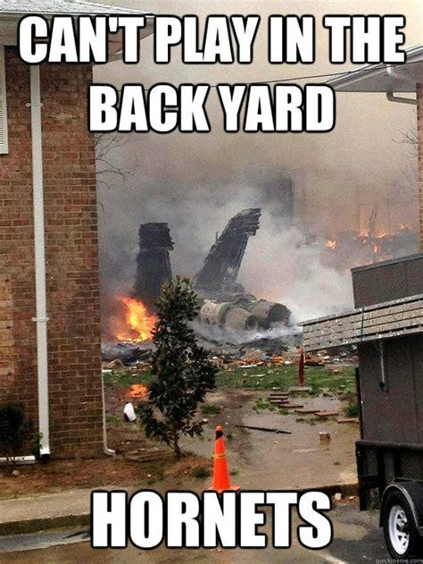 Backyard Hilarious Go Play In The Backyard Meme