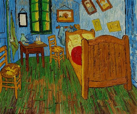 van gogh the bedroom vincent van gogh art