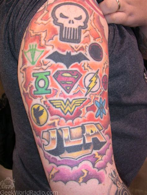 dc comics tattoo designs 17 best images about tattoos on