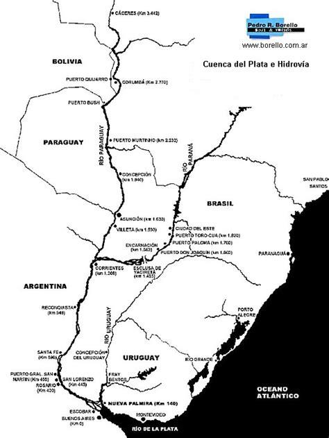 imagenes satelitales rio dela plata cuenca del plata