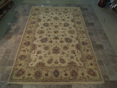 Cheap 6x9 Rugs Rug Handmade 6x9 Vegetable Dyed Chobi Treated With Rocks