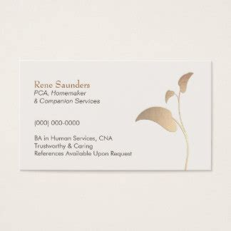 home health care business card template health care business cards templates zazzle
