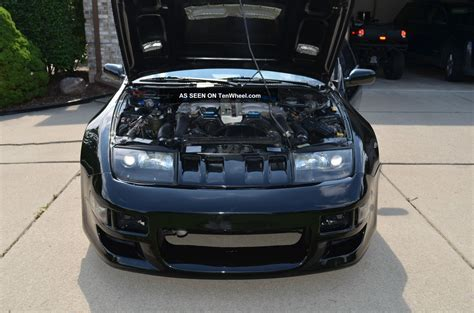 300zx Lamborghini Kit 1991 Nissan 300zx Turbo Custom Kit And Paint