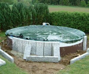 pooldach selber bauen stahlwand rundpool 123swimmingpool so einfach k 246 nnen