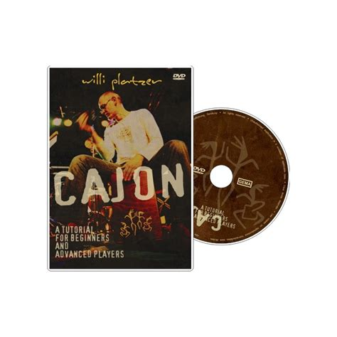 cajon tutorial dvd quot cajon a tutorial for beginners and advanced players quot