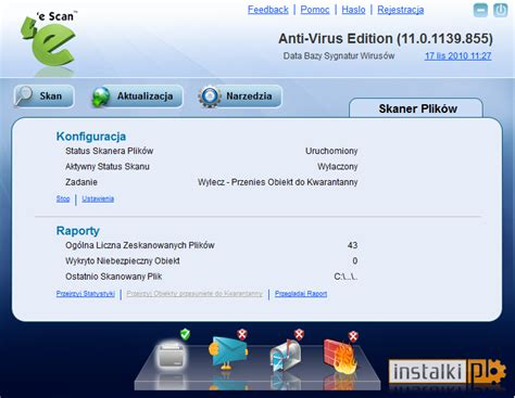 anty wirusy windows escan anti virus 14 0 1400 2091 download instalki pl