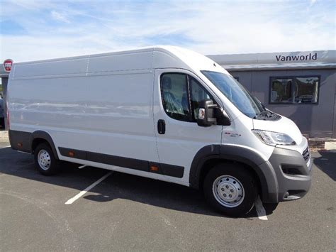 Used 2016 Fiat Ducato MAXI 2.3 180BHP L4 H2 for sale in