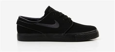 Nike Stefan Jonski Black nike sb stefan janoski quot black quot green label