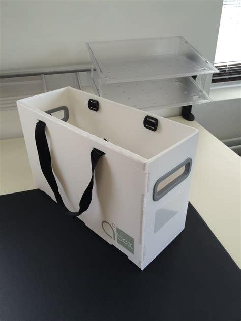 office filing box flexible working box carry filing box