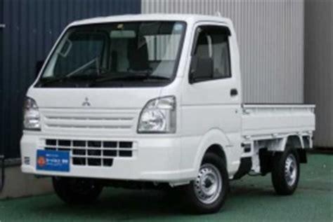 mitsubishi minicab 2016 mitsubishi minicab truck 2016 wheel tire sizes pcd
