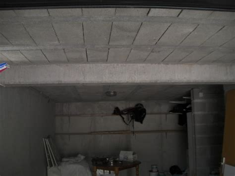 sous plafond faux plafond dans sous sol