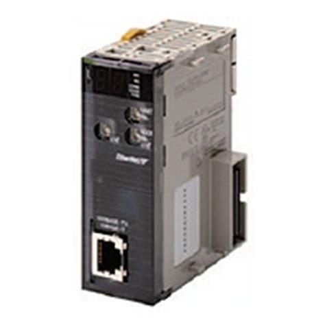 Omron Cj1w Eip21 Cj1w Eip21 Cj Series Ethernet Ip Unit Specifications