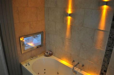 tv for bathrooms reviews bathroom tv picture of regis bed and breakfast wantage tripadvisor
