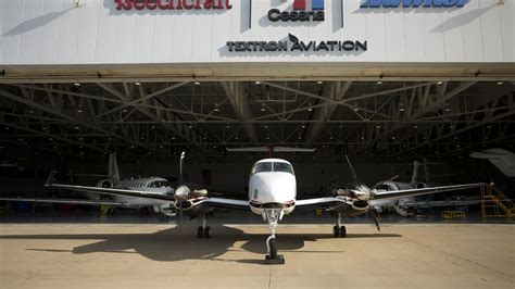 Sfos Air Is Now Operating by Textron Aviation Now Operating As One Entity