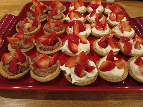 how to canapes strawberry canap 233 s reflections of a foodie