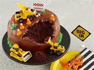 construction site cake recipe from betty crocker