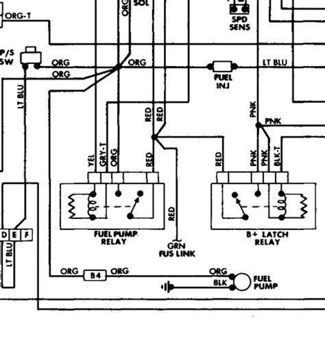 1988 jeep yj wiring diagram 1988 free engine image for