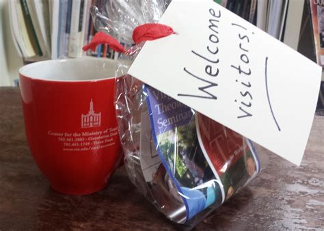 Easter Gift Ideas by How To Identify And Welcome Visitors Make Welcome Packets