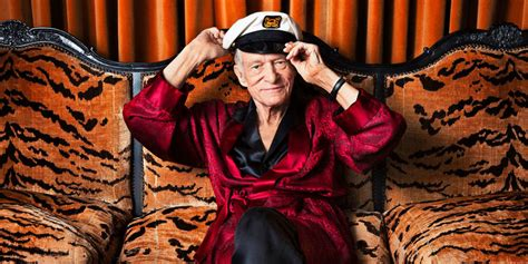Hugh Hefner Shares His Fashion Tips by 35 Things You Never Knew About S Hugh Hefner