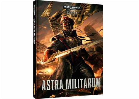 Codex Astra Militarum from the fang new imperial guard codex astra militarum