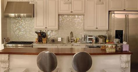 Why Does Some Stool Float And Some Sink by Pretty Sparkly White Backsplash Kitchen Remodel