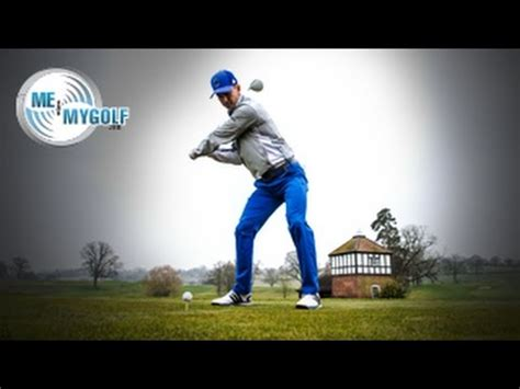 golf swing divot after ball how to take a divot after the golf ball youtube