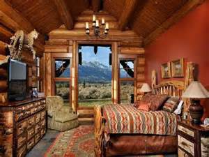 log cabin crafts for decorating