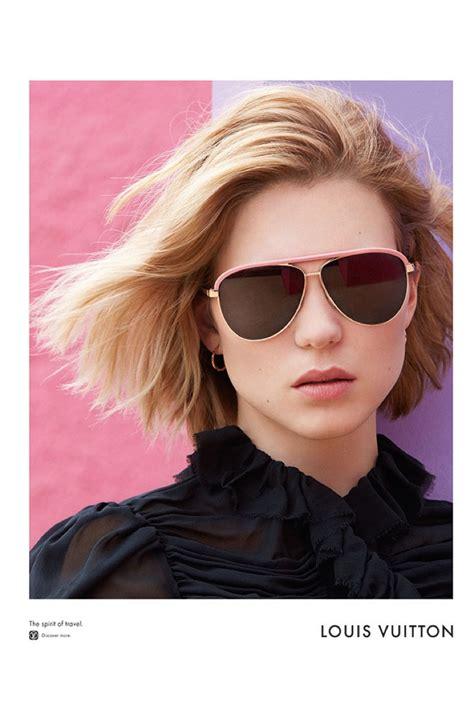 lea seydoux model lea seydoux louis vuitton 2016 ad caign fashion gone