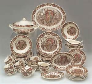 thanksgiving tableware sets his majesty by johnson brothers at replacements ltd