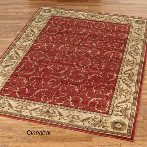 scroll rug somerset scroll area rugs