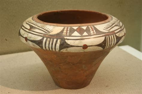 Yangshao Culture Vases by File Dahecun Yangshao Culture Painted Pottery Jpg