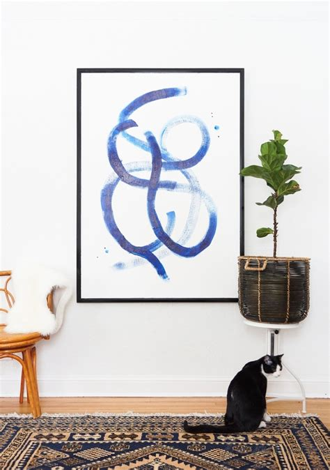 decorating large walls large scale wall art ideas roundup 10 diy large scale wall art ideas curbly