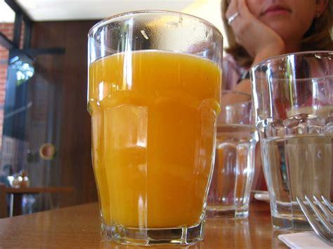 carbohydrates orange juice orange juice is disappearing business insider