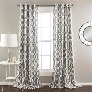 Gray Blue Curtains Designs Edward Room Darkening Curtain Panels Set Of 2 Target