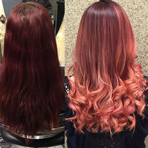 rose gold hair pravana 45 best images about rose gold hair on pinterest
