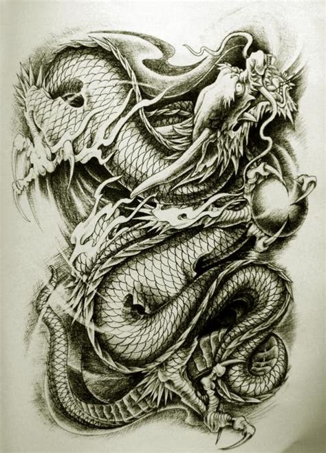 tattoo tribal oriental dragon tattoo designs oriental dragon tattoo designs