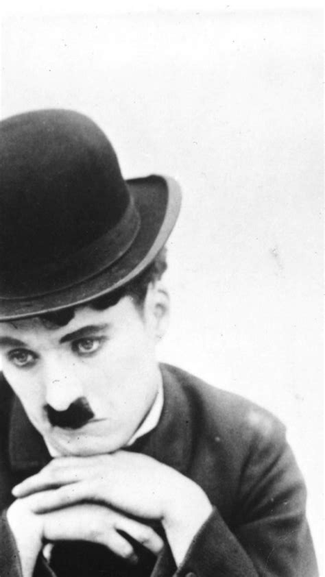 Charlie chaplin black and white comedians comedy Wallpaper