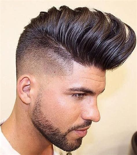 pompadour type hair styles best 25 pompadour hairstyle ideas on pinterest