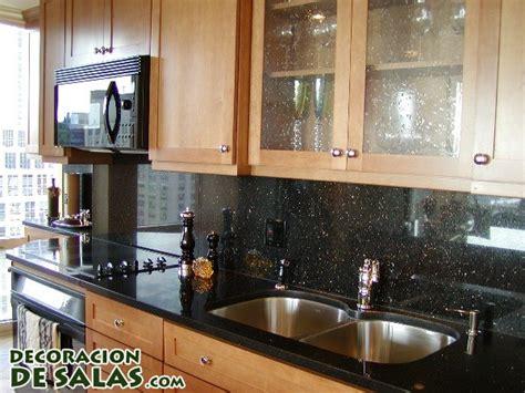 kitchen slab design marr 243 n y negro en la cocina