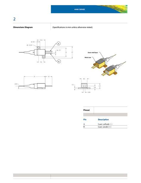 jdsu laser diode 940nm